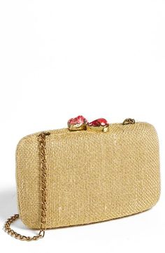 the perfect spring clutch
