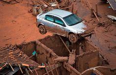 5 ноября, в четверг в штате Минас-Жерайс на юго-востоке Бразилии произошла техногенная катастрофа.