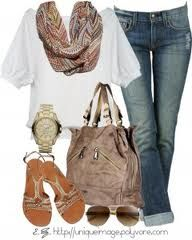 casual summer outfit - Google Search