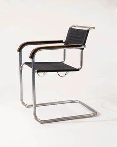 Marcel Breuer - Model B34 Armchair for Thonet - 1928.