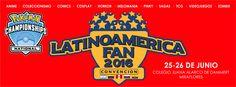 LATINOAMERICA FAN CONVENCION 2016 - Lima, Perú, 25 y 26 de Junio 2016 ~ Kagi Nippon He ~ Anime Nippon-Jin