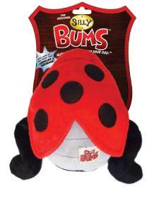 Judys FAVORTE toy!!!  SILLY BUMS® Ladybug