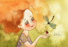 Добрые иллюстрации Виктории Кирдий