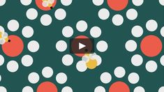 I worked with Google to create a looping animation for an installation in their on-campus store in California. Using only circles I wanted to create a loose narrative… Google Animations, Animation Reference, Abstract Shapes, Motion Design, Motion Graphics, Dots, Design Inspiration, Graphic Design, Circles