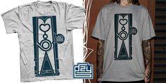 """Gzy Ex Silesia - PEG (Personal design)"" t-shirt design by Gzy Ex Silesia"