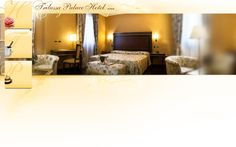 When I'm in Rome, I always stay at Trilussa Palace Hotell