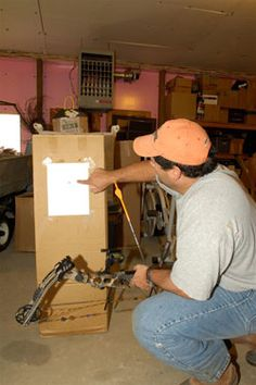 Paper tuning is a great way to make sure your bow is in tune and your arrows are flying straight.