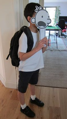 diary of a wimpy kid halloween costume - Google Search