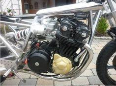 Honda Bol d'Or : Non standard Honda Motorcycles, Cars And Motorcycles, Cafe Racer Honda, Hot Bikes, Honda Cb, Hot Cars, Biker, Gallery, Old Motorcycles