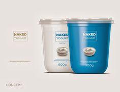 크리 에이 티브 패키지 디자인 갤러리 - 세계의 포장에 NAKED (개념)