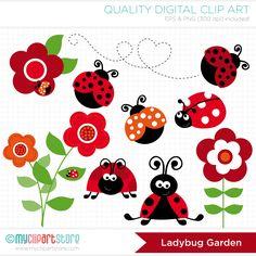 ladybug for wall idea