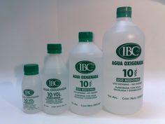 El agua oxigenada, conocida también como peróxido de hidrógeno, es un compuesto químico que adem
