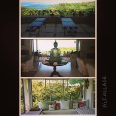 Some views of The Highland House, the home of The Caribbean Cleanse. Montego Bay, Jamaica