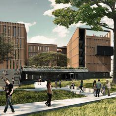 Espacio Colectivo Arquitectos, primer lugar en Concurso Edificio de Laboratorios de la Universidad Javeriana de Cali