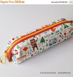 Xmas Sale 15% Jungle Musical Festival Pencil Case by soarshadow