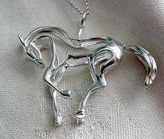 Silver Horse Charm Jewelry: Winter's Best Trend                                                                                                                                                                                 More