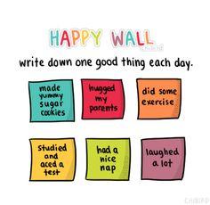Happy wall