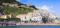 Raskošna talijanska obala Amalfi