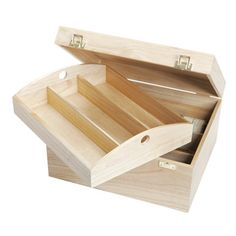 Natural wood box and wood package 2.Made of pine, paulownia, poplar, fir, etc 3.FSC certificate 4.OEM design