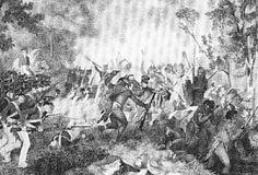 Battle of Tippecanoe ancestor Archibald Crawford fought here