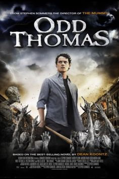 I just finished watching Odd Thomas on Netflix. It is a series of thriller novels by American writer Dean Koontz, published in Loved seeing Anton Yelchin, who I watched in a short-lived series HUFF. Movies Coming Out, All Movies, Horror Movies, Movies To Watch, Movies Online, Movies And Tv Shows, Movie Tv, Movie Club, Movies Free