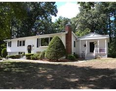 45 DAWSON DRIVE, Sudbury, MA 01776 - Potential for in-law suite.  Nice lot at the back of an neighborhood.