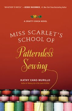 Just downloaded Miss Scarlett's School of Patternless Sewing; link is to book review on BlogHer