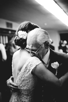 Even though I'm no where close to getting married. I still wish my grandpa could be here to dance with me