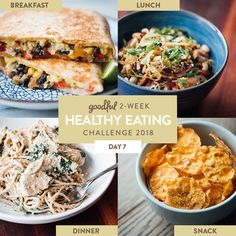 This is Day 7 of the Goodful Two-Week Healthy Eating Challenge. Click here to get a rundown of the whole program.