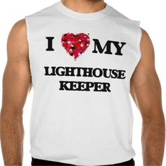 I love my Lighthouse Keeper Sleeveless Tees Tank Tops