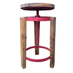 67 Rustic Furniture Pieces - From Rustic Upcycled Wood Stools to DIY Wine Barrel Tables (TOPLIST)