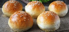 Ev Yapımı Hamburger Ekmeği Tarifi