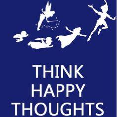 Keep calm and ... avoir des pensées heureuses
