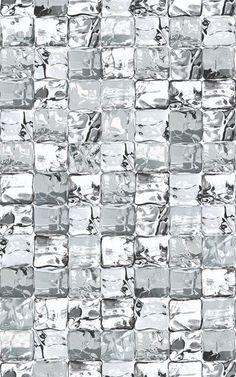 Clear Ice Cubes Decorative Window Film