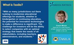 #JAMESWITH (@JamesWith) | #Twitter Q: What is #Taxila? A: #Varenya #Softech's #Solution for #Education. #SaaS #enterprise #software #KPMG #quotes #VC #India #Thailand #CLMVT #technology #innovation #smart #money