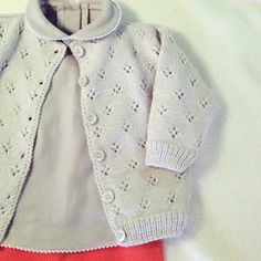 Image of Annegret Cardigan in Grey