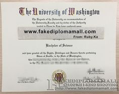 the best quality of the university of washington fake degree how to make the university