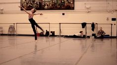 Short profile of Sterling Hyltin, ballerina and principal dancer of the New York City Ballet. THIS IS A MUST WATCH FOR ANY DANCER!!!