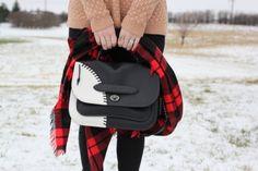 Winter Uniform (wearing @coach @oldnavy)