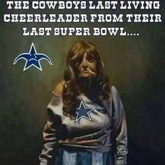 dallas cowboy cheerleader meme super bowl