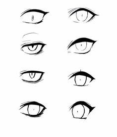 Cartoon Drawing Tips Cute Eyes Drawing, Realistic Eye Drawing, Furry Drawing, Anime Eyes Drawing, Mouth Drawing, Drawing Hands, Eye Drawing Tutorials, Drawing Tips, Learn Drawing