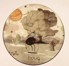Anna Reusch - Lifesaver EP (Bouq) #vinyl #records #vinylrecords #dj #music #House