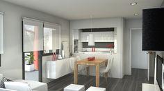 cocina-salon - 2