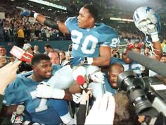 Top 9 Black NFL Players of the 1990's | The Urban Daily