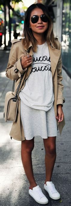 'coucou' Printed Sweater by Sincerely Jules