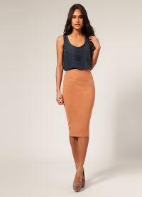 Классические юбки 2014 3