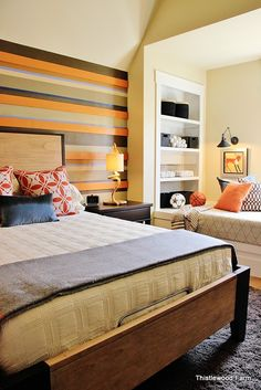 How to Decorate With Color:  HGTV Smart Home