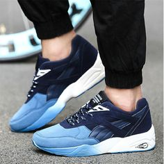 4fb43505a2 2015 autumn winter famous walking shoes hiphop men runner shoes fashion casual  sport sneakers chaussure famous sneakers male