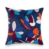 Magnolia Printed Cushion Cover by Citta Design | Citta Design