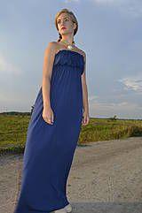 Šaty - dlhé šaty coccomofashion - 4303086_